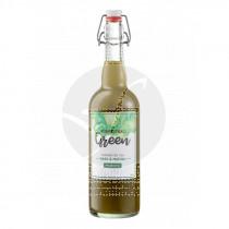 Te kombucha Green albahaca y té matcha Bio 750ml Kombutxa