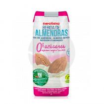 Bebida Vegetal De Almendras 0% Azucar 330 ml Nectina