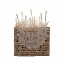 Bastoncillo oidos biodegradables Naturbrush