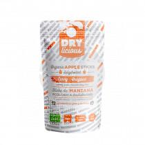 Sticks De Manzana Eco Deshidratada Curry y Orégano Drylicious
