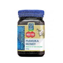 Miel De Manuka Mgo 550+ 500Gr Manuka World