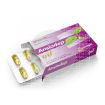 Ansiodep oil 60 cápsulas Comdiet