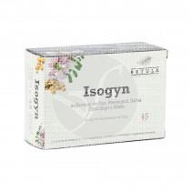Isogyn 45 capsulas Betula