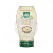 Salsa mayo allioli Vegano 280ml Lowy