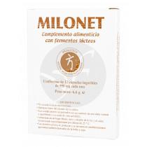 Milonet 12 cápsulas Bromatech