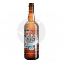 Cerveza Blanche Biológico Bs Brasseurs Savoyards