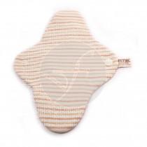 Protegeslips de tela orgánica lavables 21cm Orethic