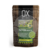 Matcha Te verde Ecologico En polvo Ox Nature