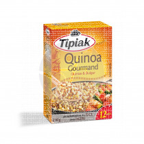 Quinoa Gourmand quinoa y boulgour Tipiak