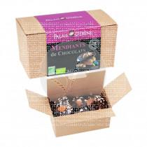 Mendiants De Chocolate Bio 150Gr Palais D´Ébène