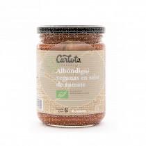 Albóndigas Veganas En Salsa De Tomate Bio 425Gr Carlota Organic