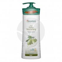 Loción corporal nutritiva de aceite de oliva 400 ml Himalaya Herbals