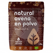 Avena Chocolate En polvo Vegano S/Gl S/A Eco Natural Athlete