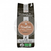 Cafe molido Tradicion Arabica Robusat Bio 250gr Destination