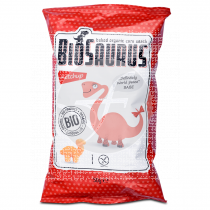 Snacks Ketchup Biológico Vegano sin gluten Biosaurus