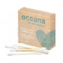 Bastoncillo De Algodón Ecológico Vegano Zero Waste 100 Uds. Oceana