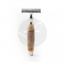 Maquinilla De Afeitar De Bambú Ecológico Vegano Zero Waste Oceana