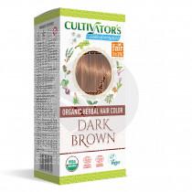 Tinte castaño dorado oscuro ecolócio 100 gr Cultivator´s