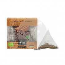 Infusion Te Rooibos canela y menta Eco 15 pirámides