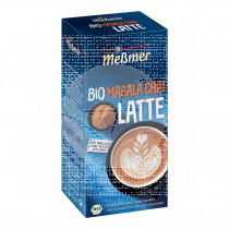 Massala chai latte bio, eco 6 sticks Messmer