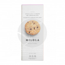 Galletas de avellana y chips de chocolate sgluten 140gr Milola