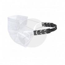 Ajustador de mascarilla silicona Negro CNTD