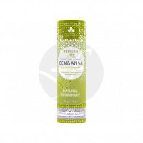 Desodorante persan Lime Cartón Vegano 60gr Ben&Anna
