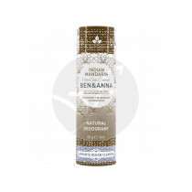 Desodorante Indian Mandarine vegano 60gr Ben&Anna