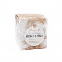 Dentífrico canela polvo tarro cristal 45gr Ben&Anna