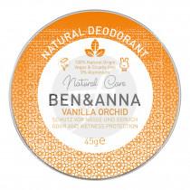 Desodorante vainilla lata Orchid vegano 45gr Ben&Anna