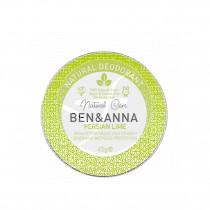 Desodorante persian Lime Lata Vegano 60gr Ben&Anna