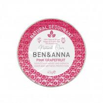 Desodorante prink grapefruit Lata vegano 45gr Ben&Anna
