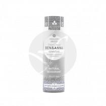 Desodorante Sensitive Brisa tierras altas vegano 60gr Ben&Anna