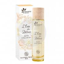 Perfume agua cítricos y flroes blancas Bio 50ml Fleurance Nature