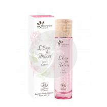 Perfume agua rosas y jazmin Bio 50ml Fleurance Nature