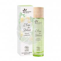 Perfume agua verbena y bergamota Bio 50ml Flerance Nature