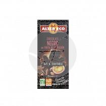 Chocolate negro Con Fruta Pasion Bio 100gr Altereco