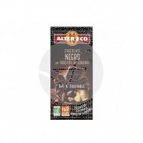 Chocolate negro con jengibre Bio 100gr Altereco