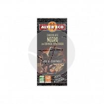 Chocolate negro con quinoa Hinchada Bio 200gr Altereco