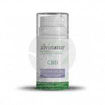 Crema facial de Cáñamo CBD 50ml Alvinatur