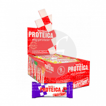 Barrita Proteica Frutos Rojos NutriSport
