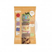 Snack de Manzana Eco 100% Fruta 25grs Smileat^
