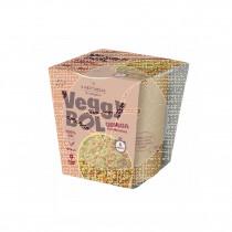 VeggyBol Quinoa Con Hortalizas Eco 55gr  4 Hectareas