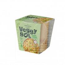 VeegyBol CousCous con Hortalizas 65gr 4 Hectareas