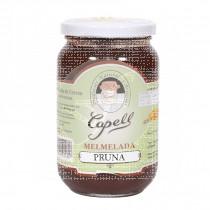 Mermelada de ciruela con fructosa 400gr Capell
