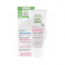 Tratamiento nutritivo reparador Aloe y Karite 50ml So' Bio Etic