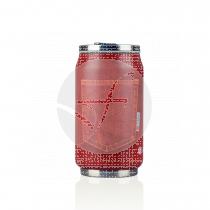 Lata acero Inoxidable Poche Rouge Jean 280ml Alternativa 3