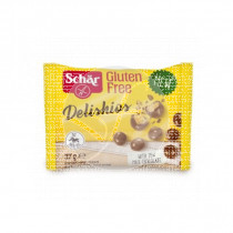 Bolas de chocolate delishios sin gluten 37 gr Dr. Shchar