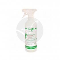 Spray higienizante de superfícies Dosificador 500ml Sanity Green