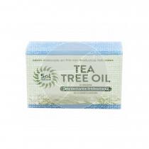 Jabón Desinfectante Tea Tree Oil 100gr Sol Natural